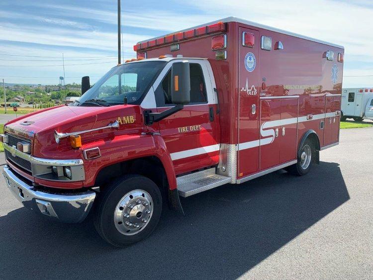 Chevrolet C4500, Medium Duty Ambulance