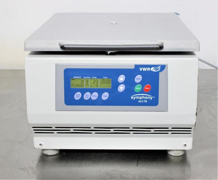 VWR Symphony 4417R Refrigerated Centrifuge