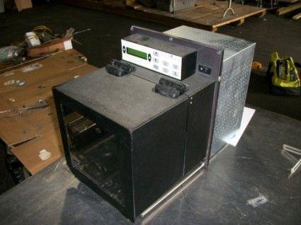 5 Zebra 170 PAX2, Printers