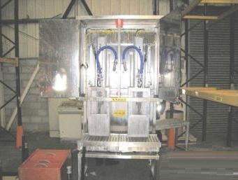 RCS Twin Head Filling System