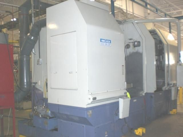 Hwacheon ECO-5VN-2SP TWIN SPINDLE VERTICAL LATHE