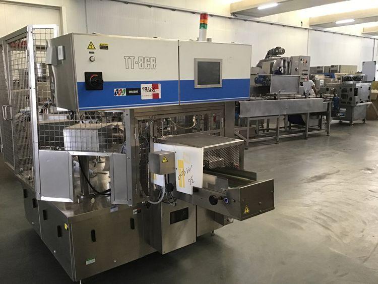 Toyo Jidoki TT8CR packaging machine
