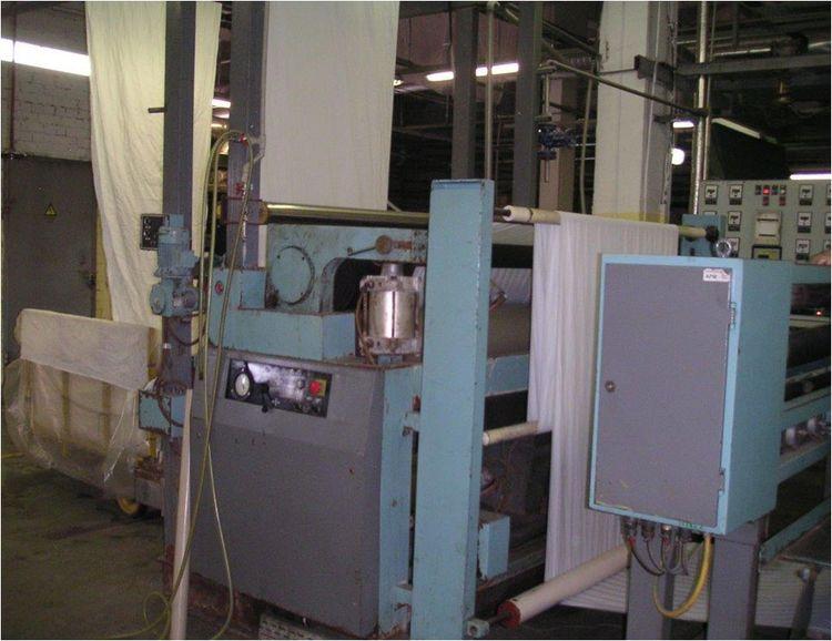 Elitex 4580.3 165 Cm Stenter Machine