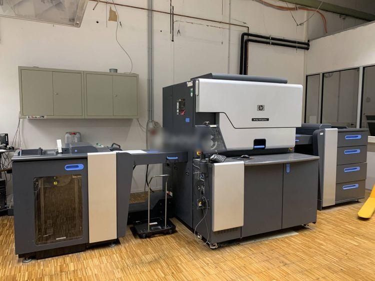 HP Indigo 7500, Digital Printing machine 7 330 x 482 mm