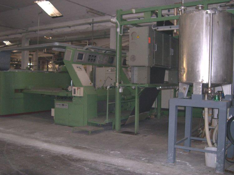 Babcock 5001-3600 190 Cm Stenter Machine