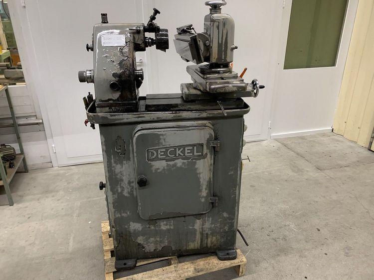Deckel S-1