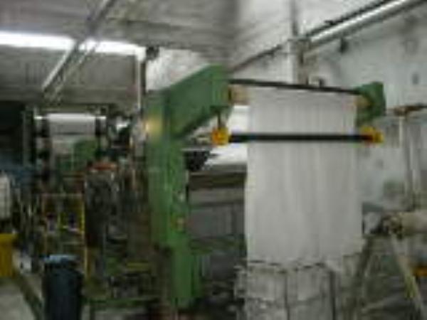 Meccanotessile Mercerising Machine