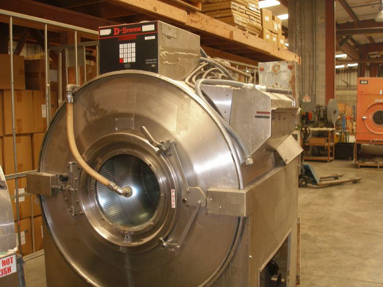 Unimac UW125PSK4 Washer Extractor