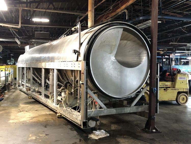 Kannegiesser (110 lb) Tunnel System