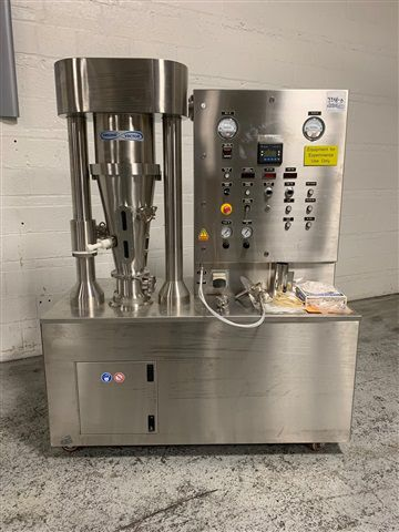 Vector VFC-Lab 1 Fluid Bed Dryer