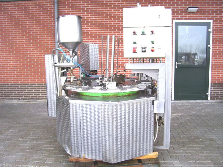 Others Rotating Filling Machine