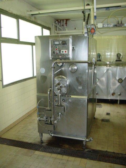Crepaco freezer 680l/H