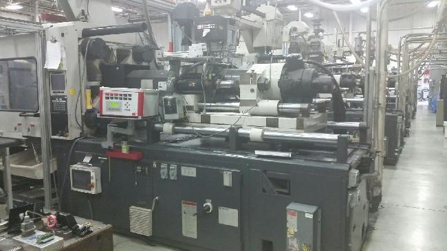 Cincinnati VT300-21 300 Ton