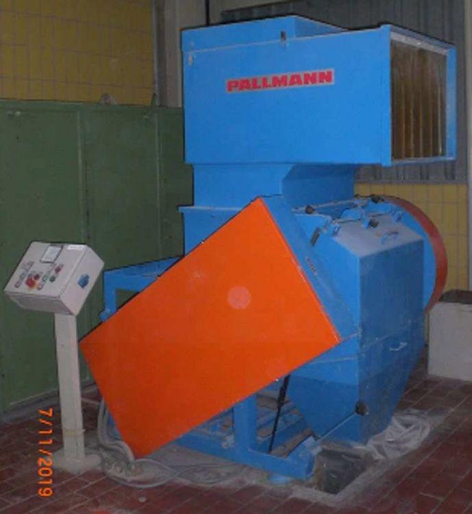 Pallmann PS-H 500-700