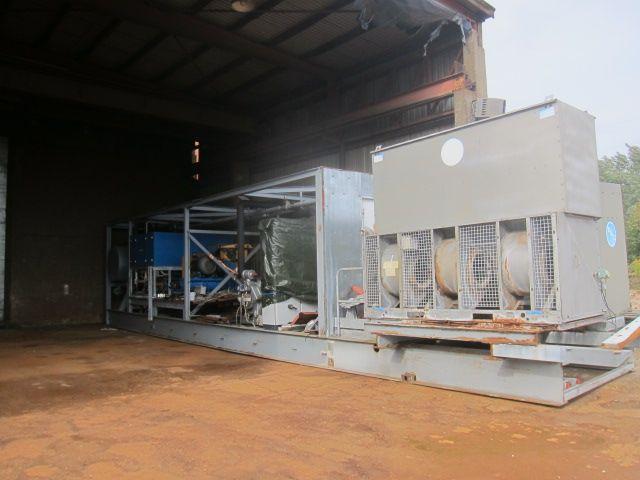 Finsam VIB 18B UAV Plate Ice Plant