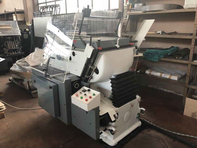 Saroglia FUB 74, Die-cutting machine with automatic feeder