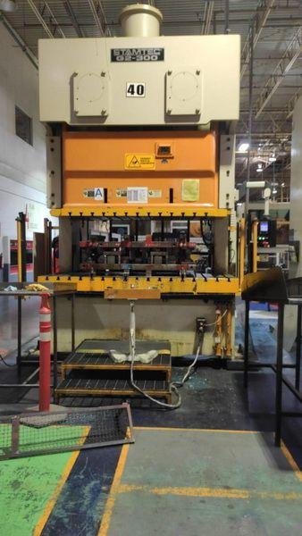 5 Stamtec G2-300 300 Ton