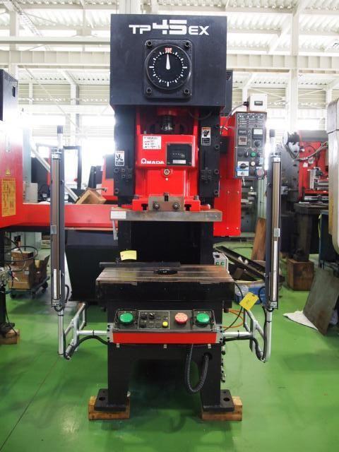 Amada TP-45EX 45 Ton