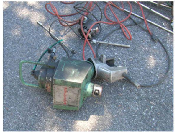 Lightning NA3-33 Mixer