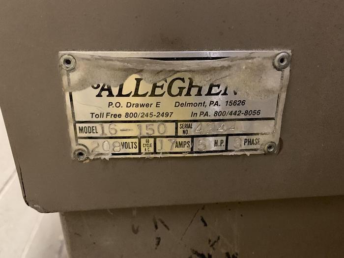 Allegheny 16-150