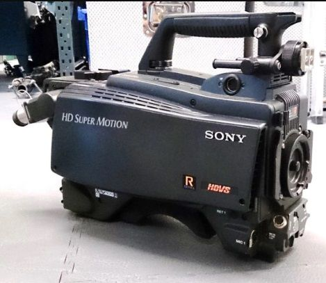 Sony HDC-3300R SUPER SLO MO CAMERA