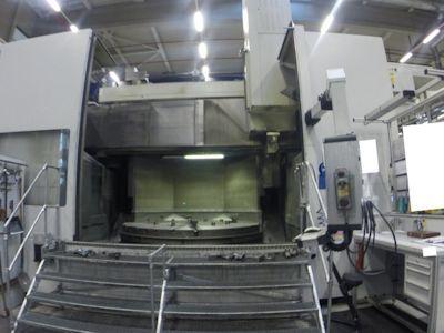 Doerries Scharmann VCE 2800/250 Vertical turret borer double column