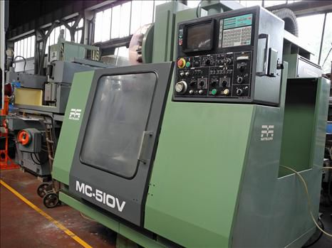 Matsuura CNC YASNAC MX3. 6000 giri/min MC 510V 2 Axis