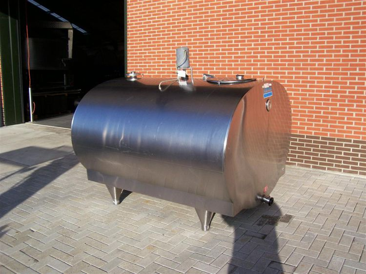 Others 2800 Liter Cooling Tank