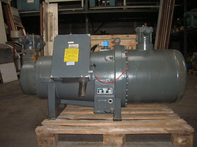 3 Refcomp SRC-S-452-L4 Screw Compressor