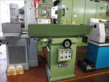 Lodi Surface grinding machine with LODI cup wheel