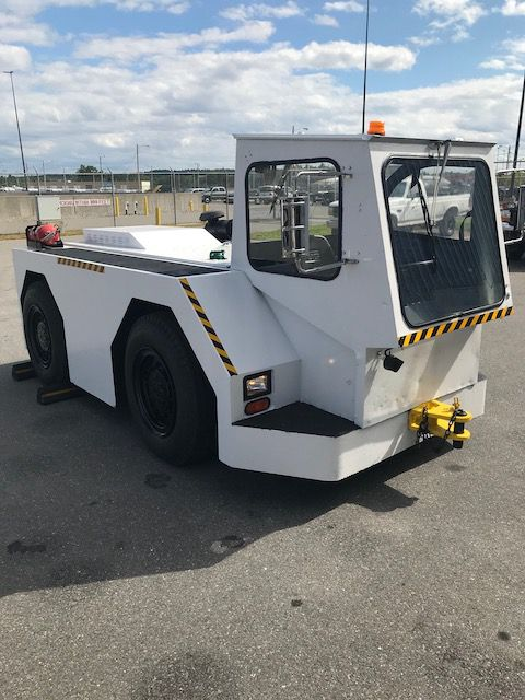 S&S GT-1628 Pushback Tractor