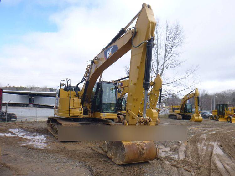 Caterpillar 325FL Tracked Excavator