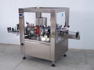 Seema ETIMAX 6, Labelling machine
