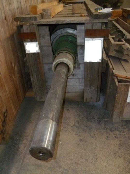Wire Drive Roll, Dia 500 mm, Face: 3.400 mm