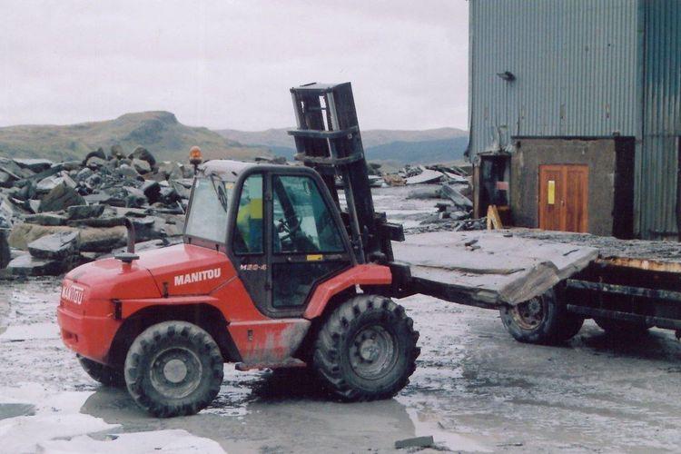 Manitou M50-4 5000 kg