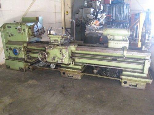 Weisser Engine Lathe 1400 rpm Senior