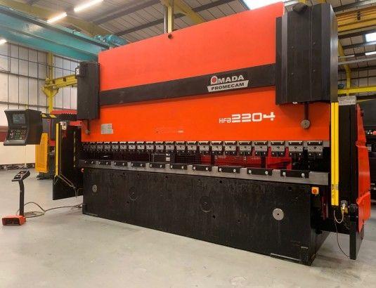 Amada HFB 220-4 220 Ton