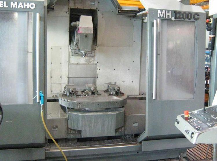 Maho MH 1200 C 5 Axis
