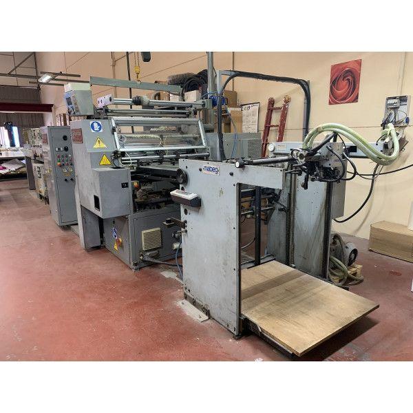 Paperplast DRY 76 Laminating Machine