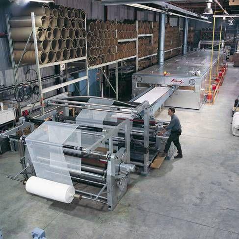 Krantz AACHEN FINISHING MACHINE