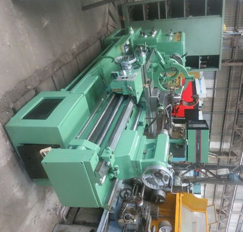 Ernault Somua Engine Lathe Variable HES 660