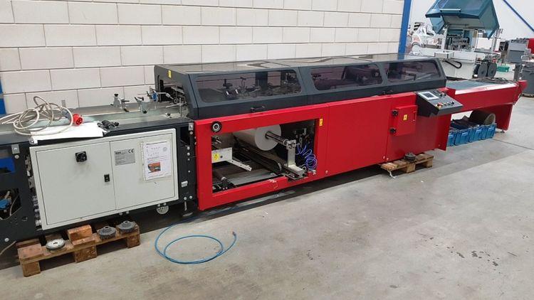 Kern K40-4 poly wrapping machine