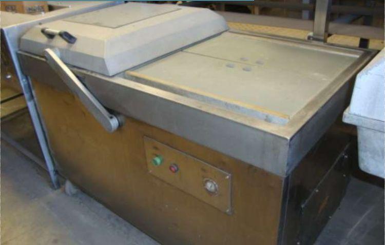 Webomatic ED20 Vacuum packing machines