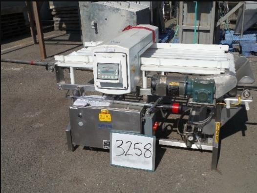 Safeline 130803 Metal Detector