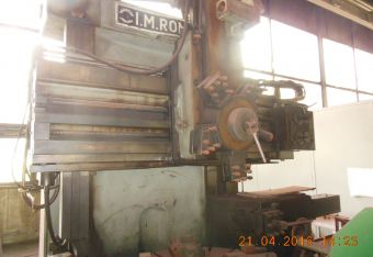 Umaro SC 14 CC Vertical turning lathe