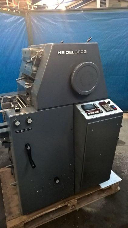 Heidelberg TOK 394 x 280 mm
