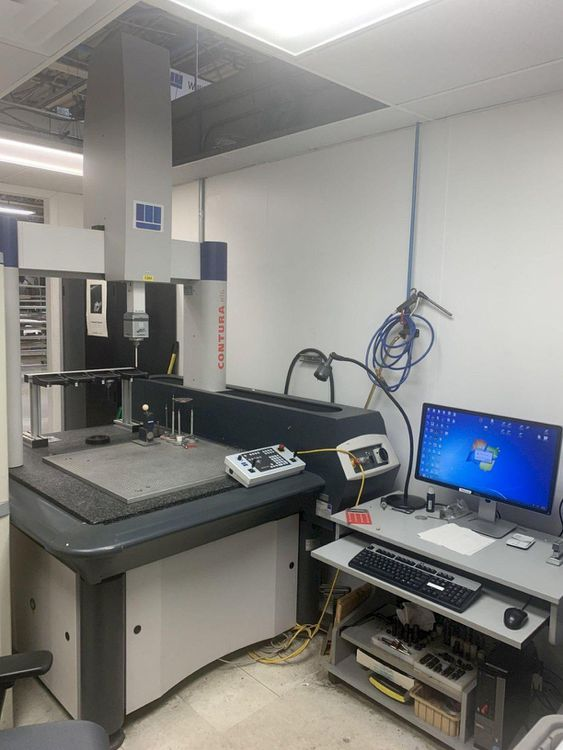 ZEISS Zeiss Contura 7/10/6 DCC Coordinate Measuring Machine (CMM)