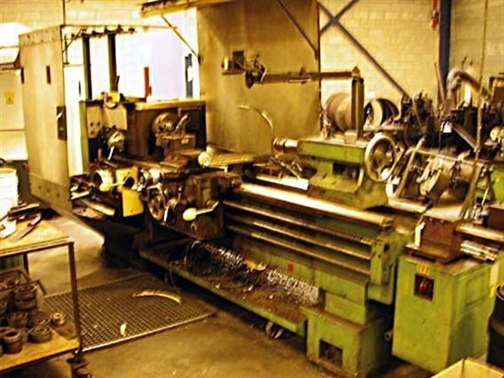 VDF Centre lathes 1800 rpm M 530 Ø 590 x 1500 mm