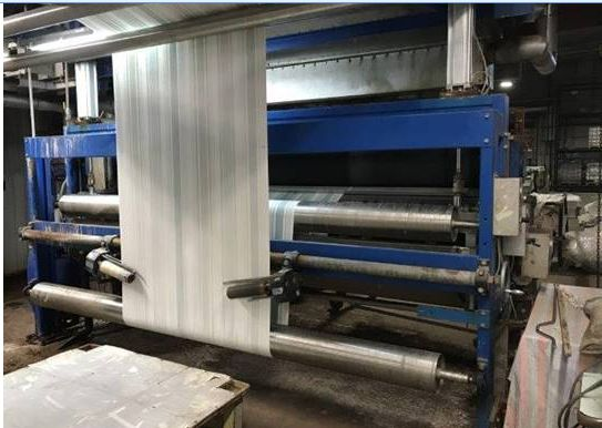 Brugman Flash ager with washing and drying