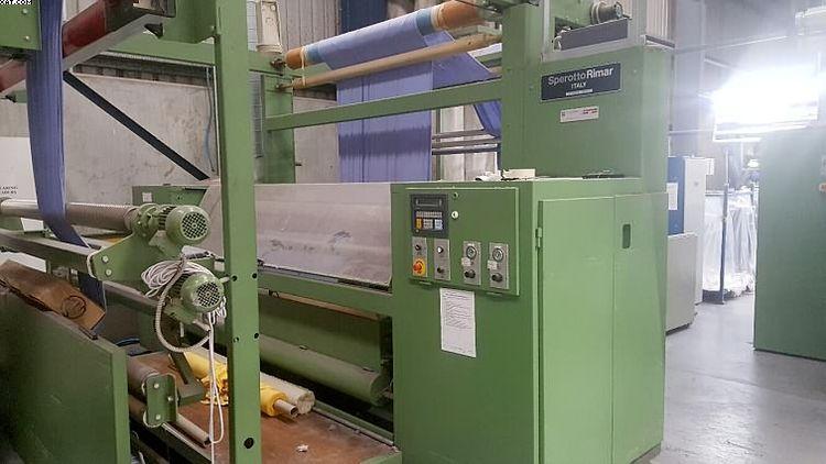 Sperotto rimar Velura V24/1 420 Cm Sueding machines